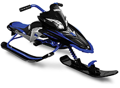 Yamaha «Apex» Snow Bike with LED