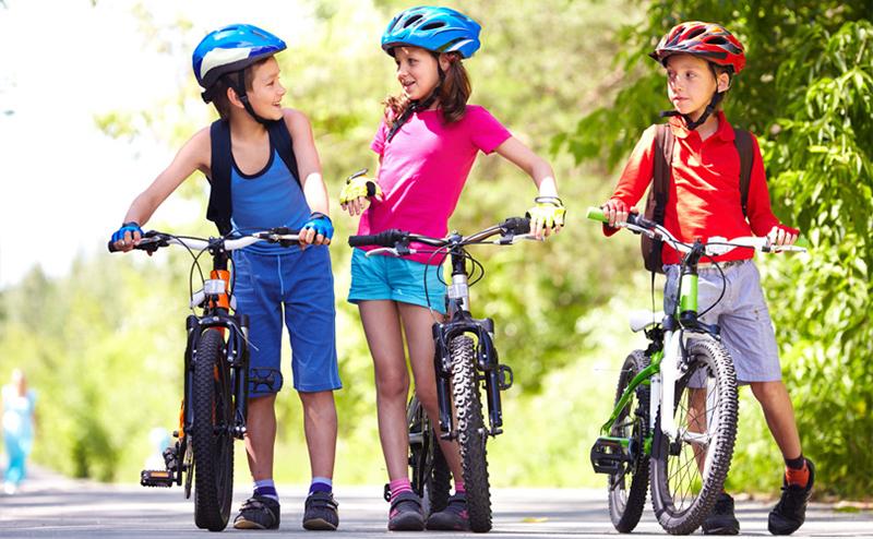 Параметры выбора детского велосипеда