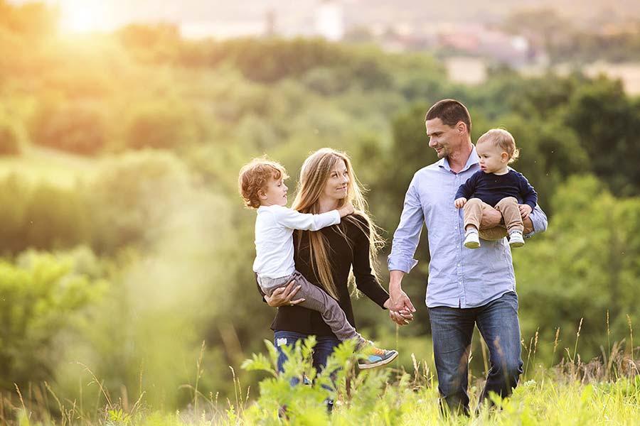 Как сохранить отношения с мужем после рождения ребенка?