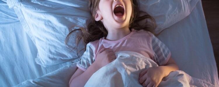 Парасомнии у детей — причины, симптомы, диагностика и лечение