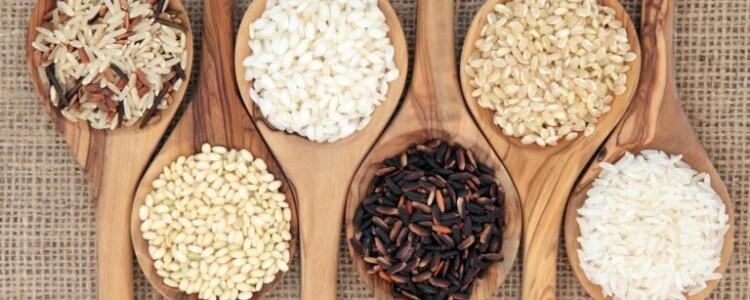 Рис при грудном вскармливании