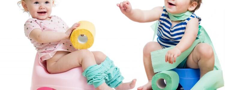 Как приучить ребенка к горшку за 7 дней: полезные советы