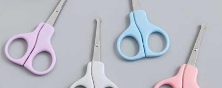 3 лучших модели ножниц для новорожденных