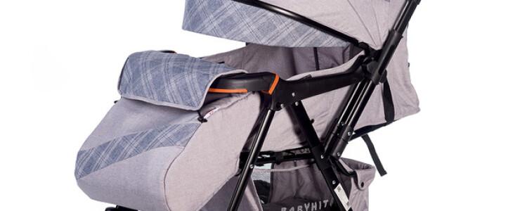 Прогулочные коляски с перекидной ручкой