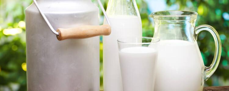 Можно ли молоко при грудном вскармливании