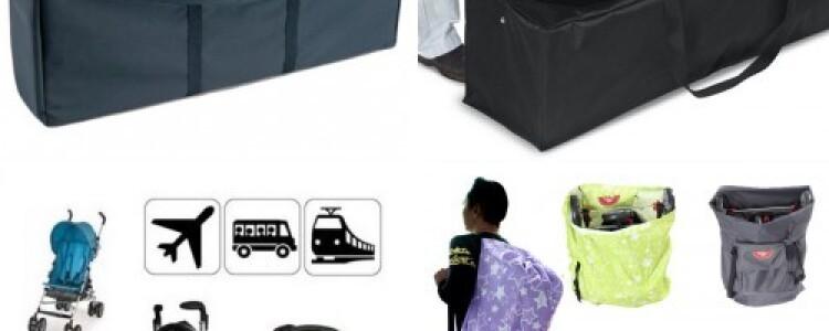 Сумки для транспортировки коляски, стирка чехлов, пошив москитных сеток