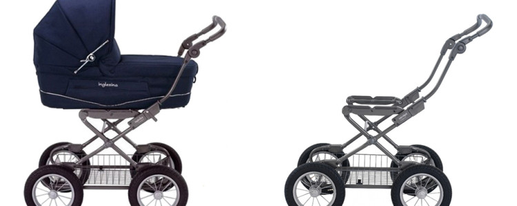 Достоинства и недостатки классической коляски от Инглезины Виттория?