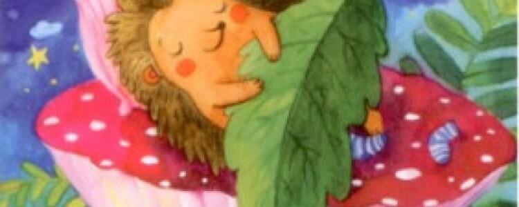Сказки-засыпалочки и тихие игры перед сном для детей
