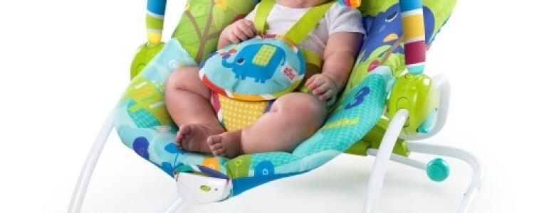 Детское кресло качалка — виды моделей, фото