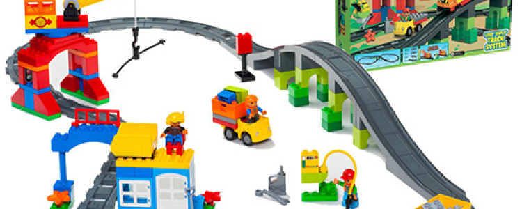 Топ лучших детских железных дорог со всеми плюсами и минусами