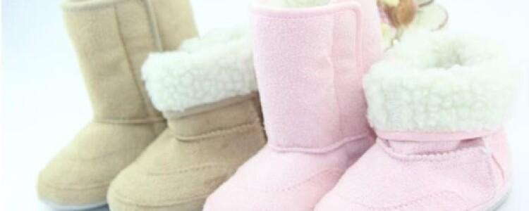 Выбираем самую теплую и комфортную зимнюю обувь для детей
