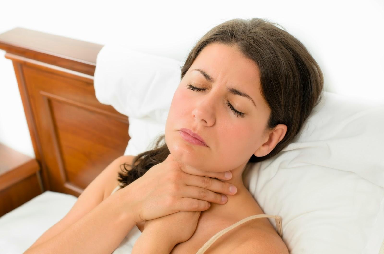 Ангина при грудном вскармливании