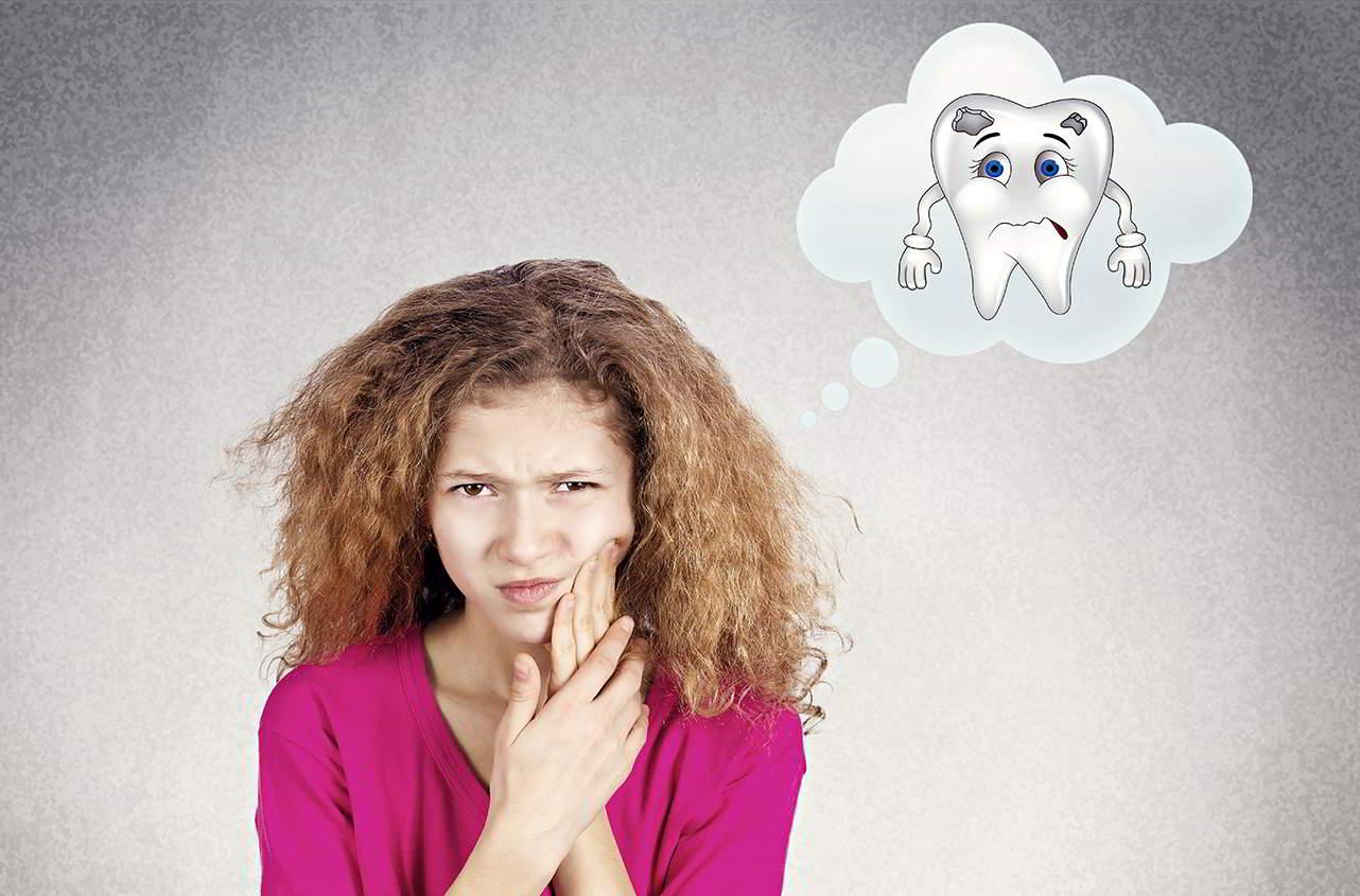 Обезболивающее при лактации болит зуб
