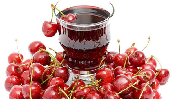 Напиток из вишни