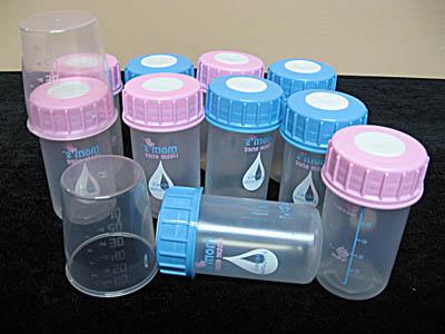 емкость для хранения грудного молока