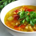 Гороховый суп при грудном вскармливании