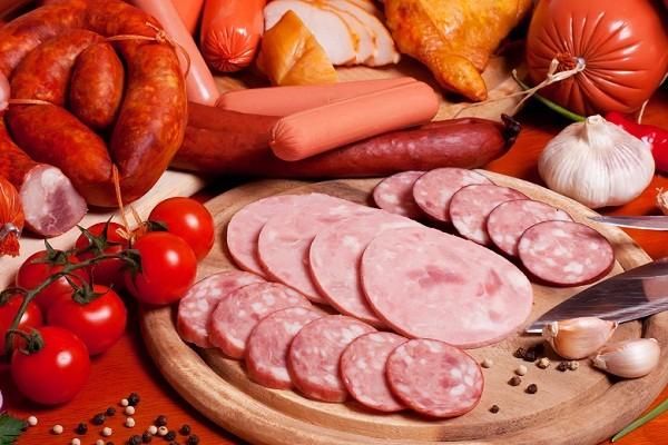 колбасы при ГВ