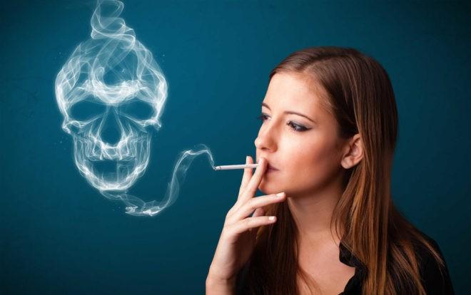 Как снизить вред от курения при ГВ