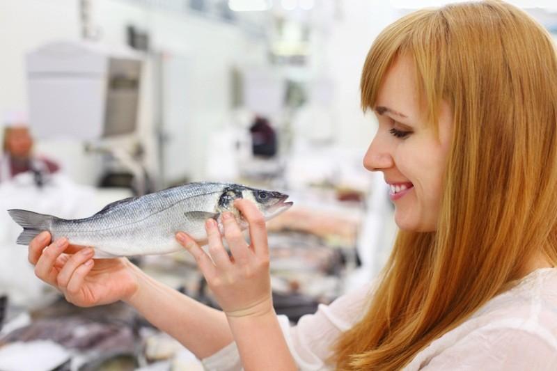 Правила употребления рыбы при ГВ