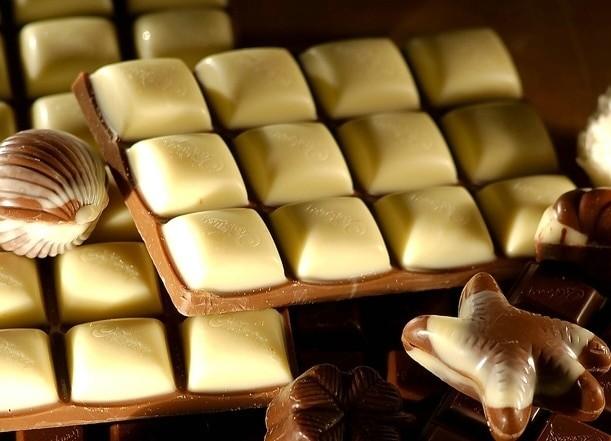 шоколад при гв