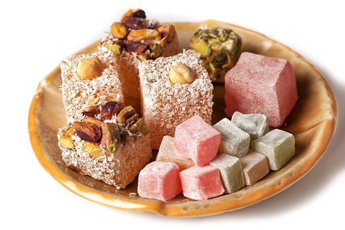 восточные сладости при гв
