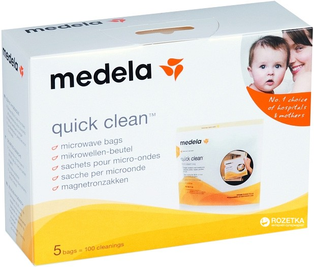 Medela Pump&Save ТМ пакеты