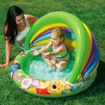 бассейн для дачи