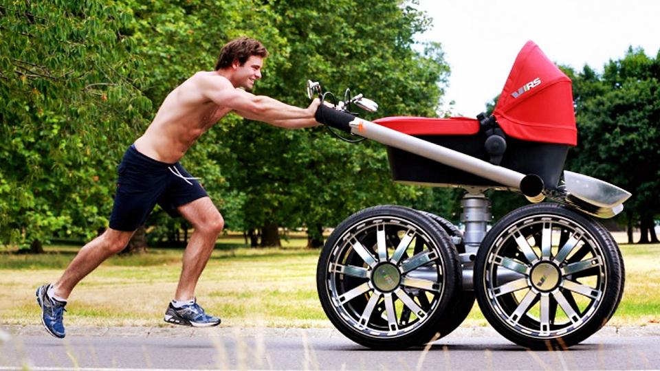 колеса на коляску