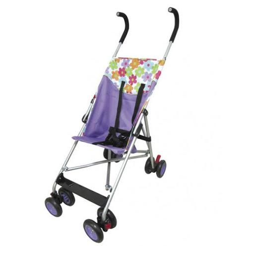 легкая коляска-трость