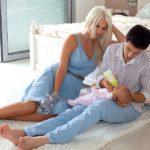 подарок жене на рождение ребенка