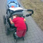 подножка на коляску для второго ребенка