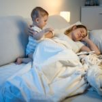 Ребенок просыпается каждый час ночью